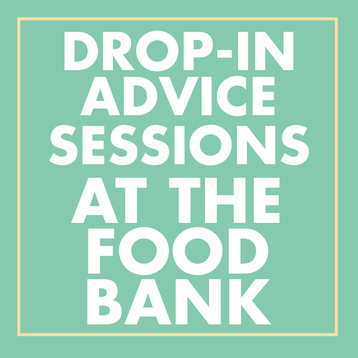 Advice Drop In Sessions (July-September) for voucher holders