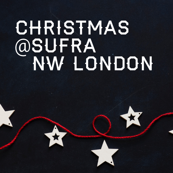 Santa Claus is Coming to Sufra!