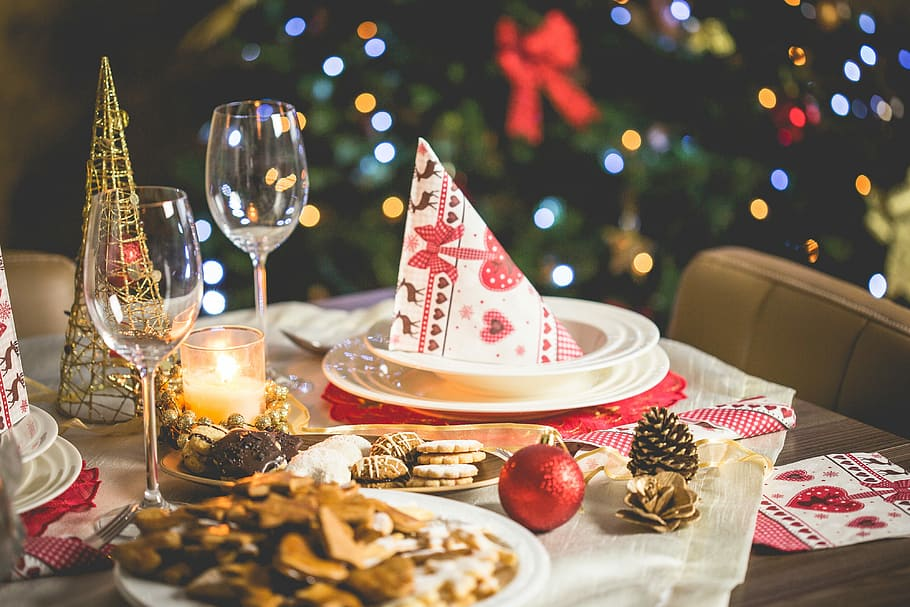 Sufra's Christmas Feast 2019