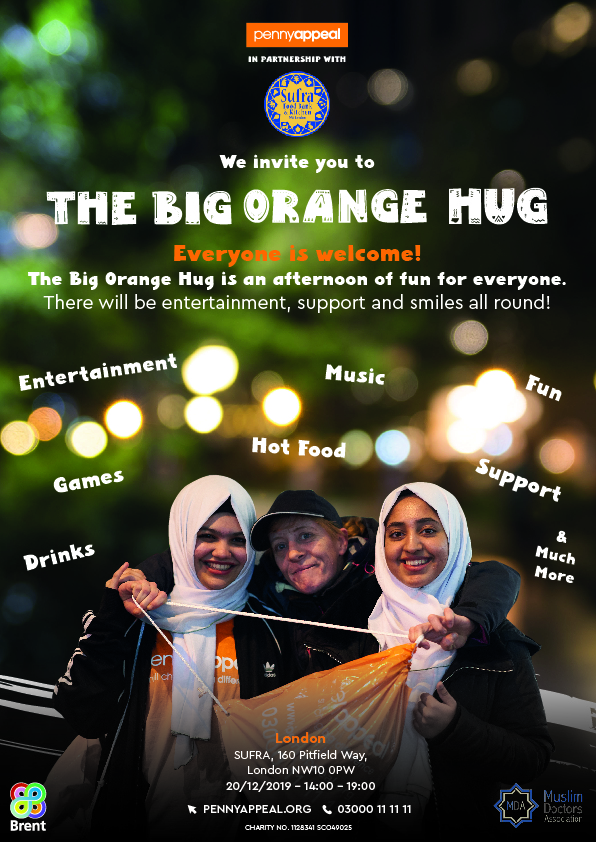 The Big Hug!