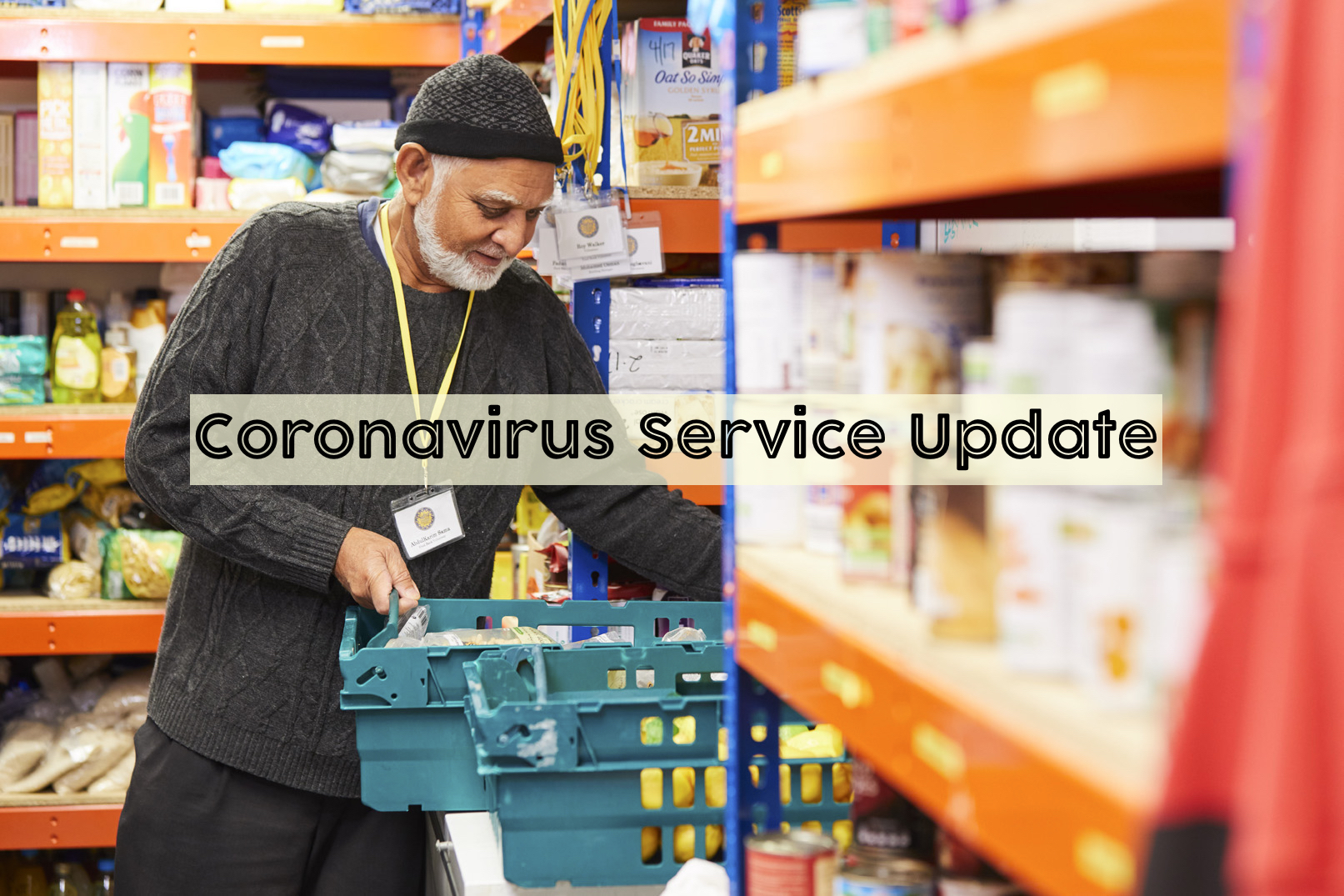 Sufra Coronavirus Emergency Appeal Service Update Home Page Middle