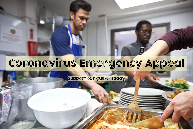 Sufra Launches Coronavirus Emergency Appeal