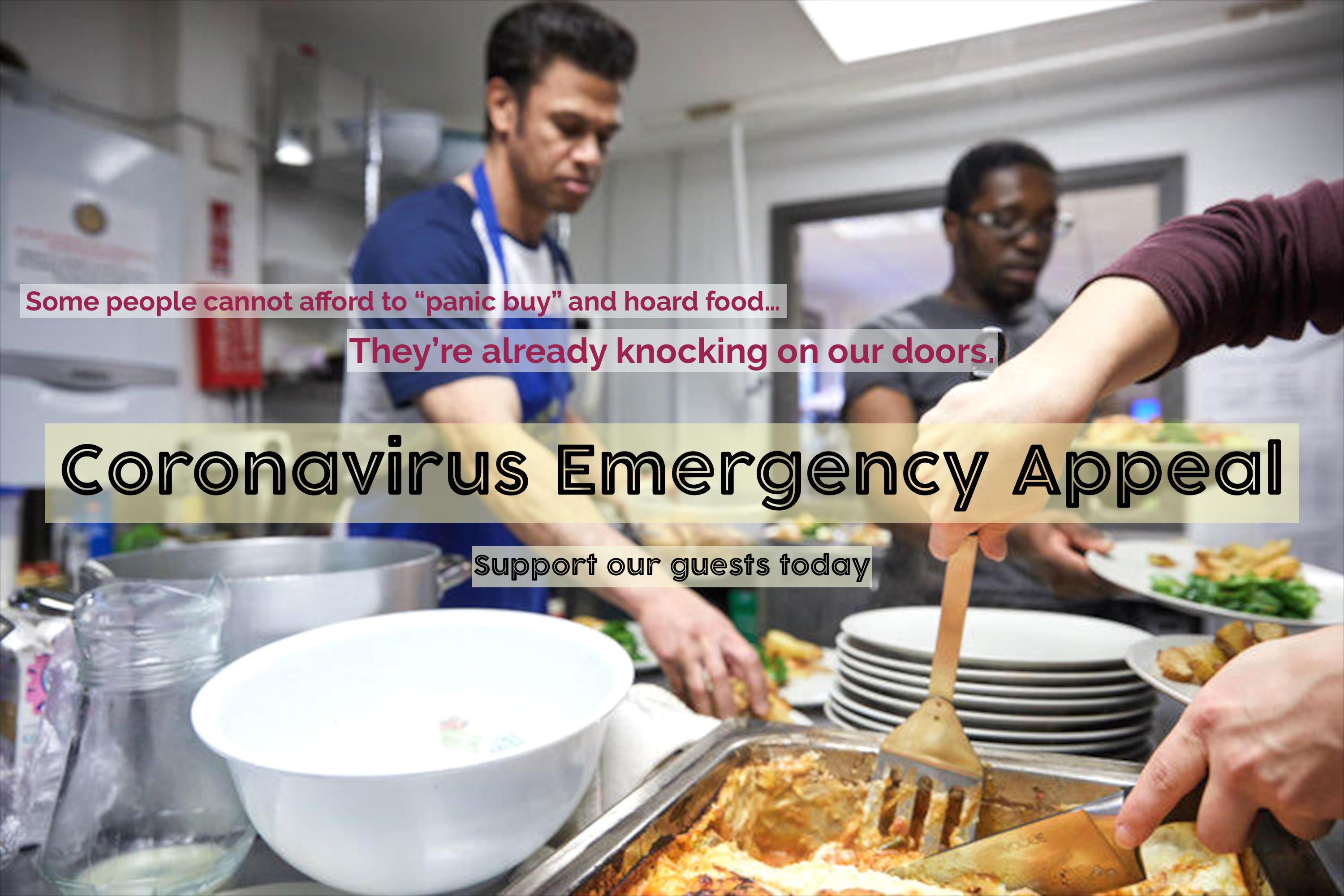 Sufra NW London Coronavirus Emergency Appeal Launch