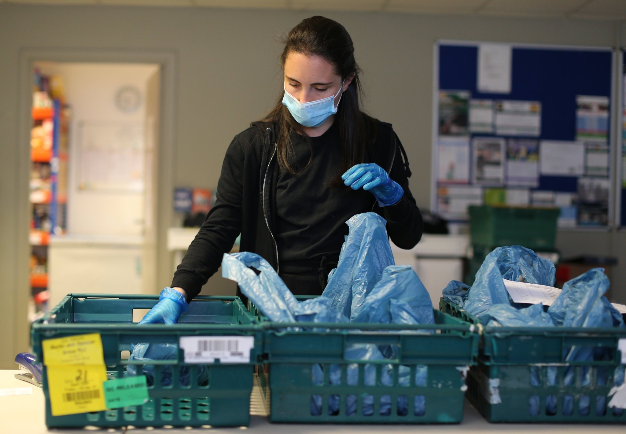 Businesses in Brent: Sufra Food Bank Needs You!