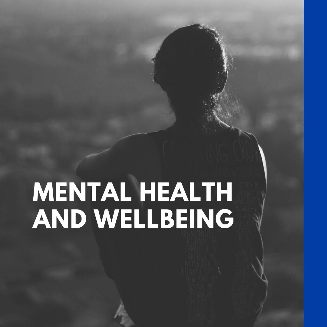 Mental Health & Wellbeing During Lockdown